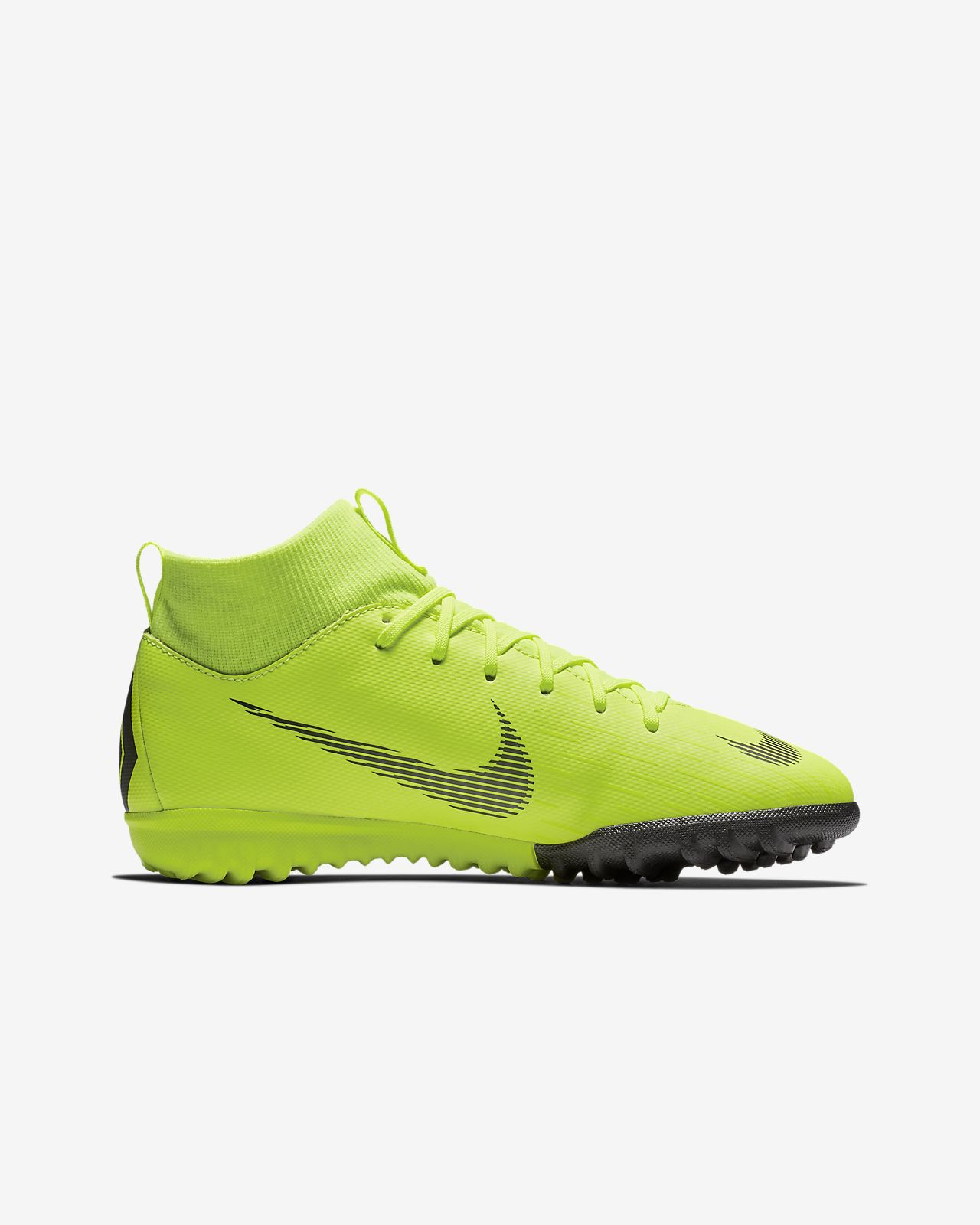 4bc2a3cfcfa ... Nike Jr. SuperflyX 6 Academy TF Little Big Kids  Artificial-Turf Soccer