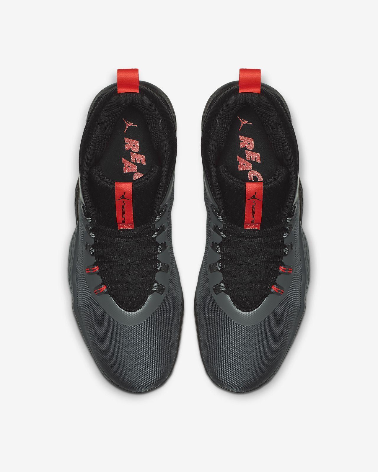 c71cfbece12 Fly MVP Low pour Homme Chaussure de basketball Jordan Super.Fly MVP Low pour  Homme