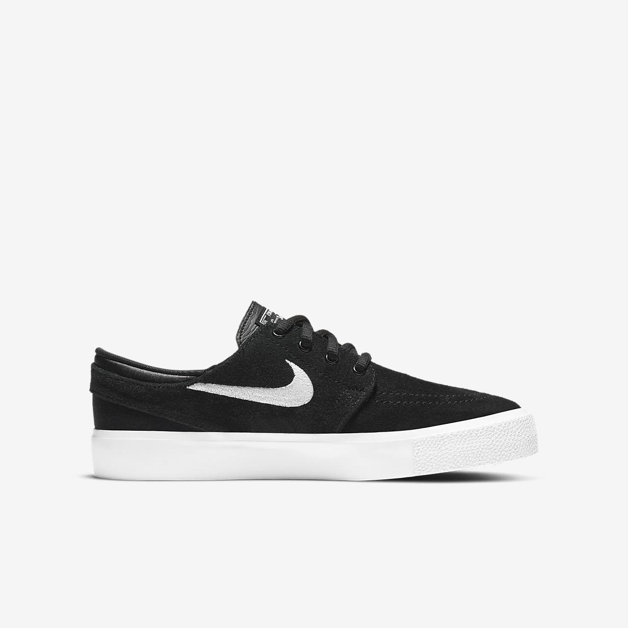 reputable site d85fc dbb5b ... Nike Zoom Stefan Janoski Zapatillas de skateboard - Niñoa