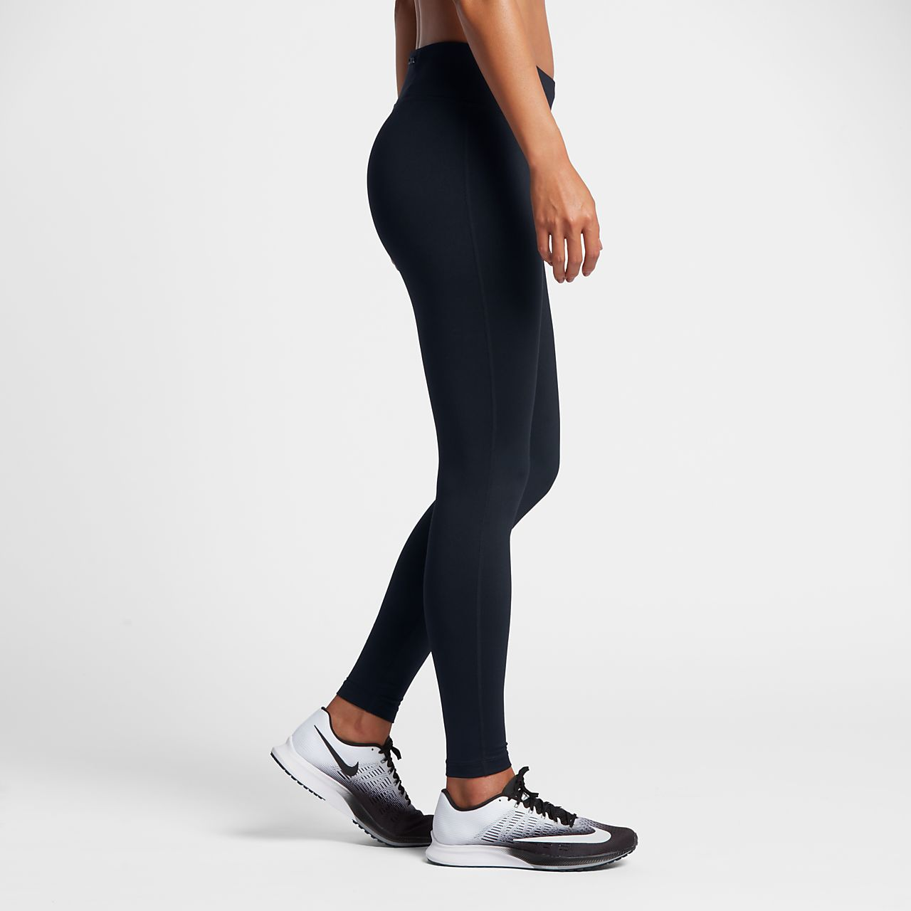 e8465be6abfe6 Nike Essential Women's Mid-Rise Running Tights. Nike.com GB