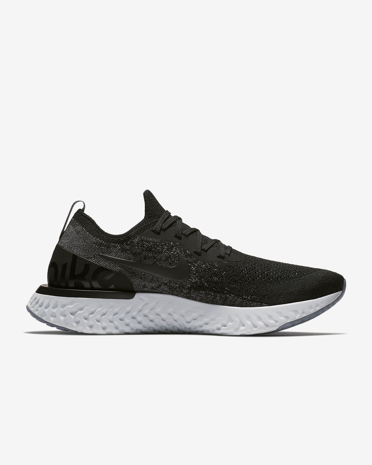 ... Chaussure de running Nike Epic React Flyknit pour Homme