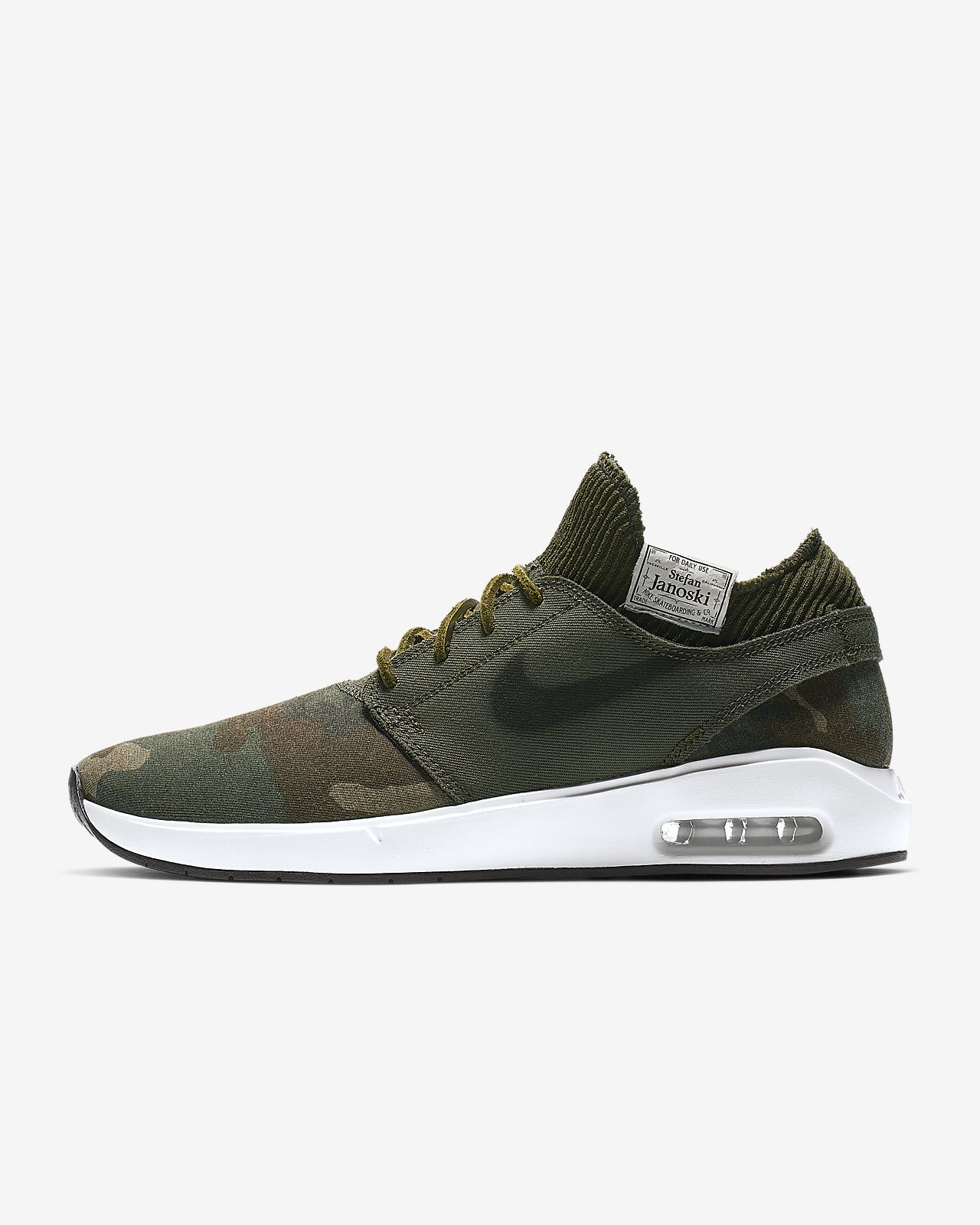 302c4eeface ... Nike SB Air Max Janoski 2 Premium Men s Skate Shoe