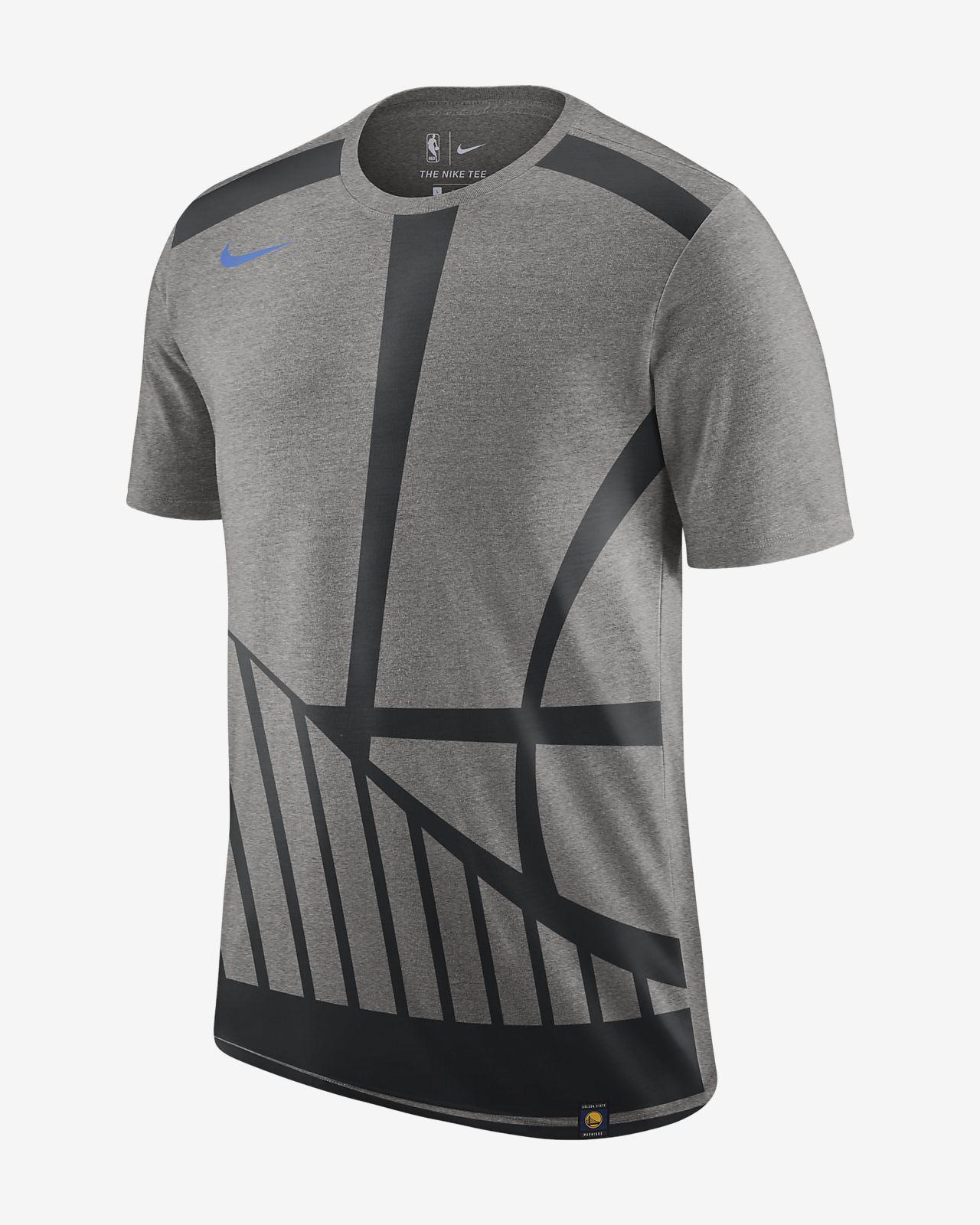 Golden State Warriors Nike Men's Basketball T-Shirt