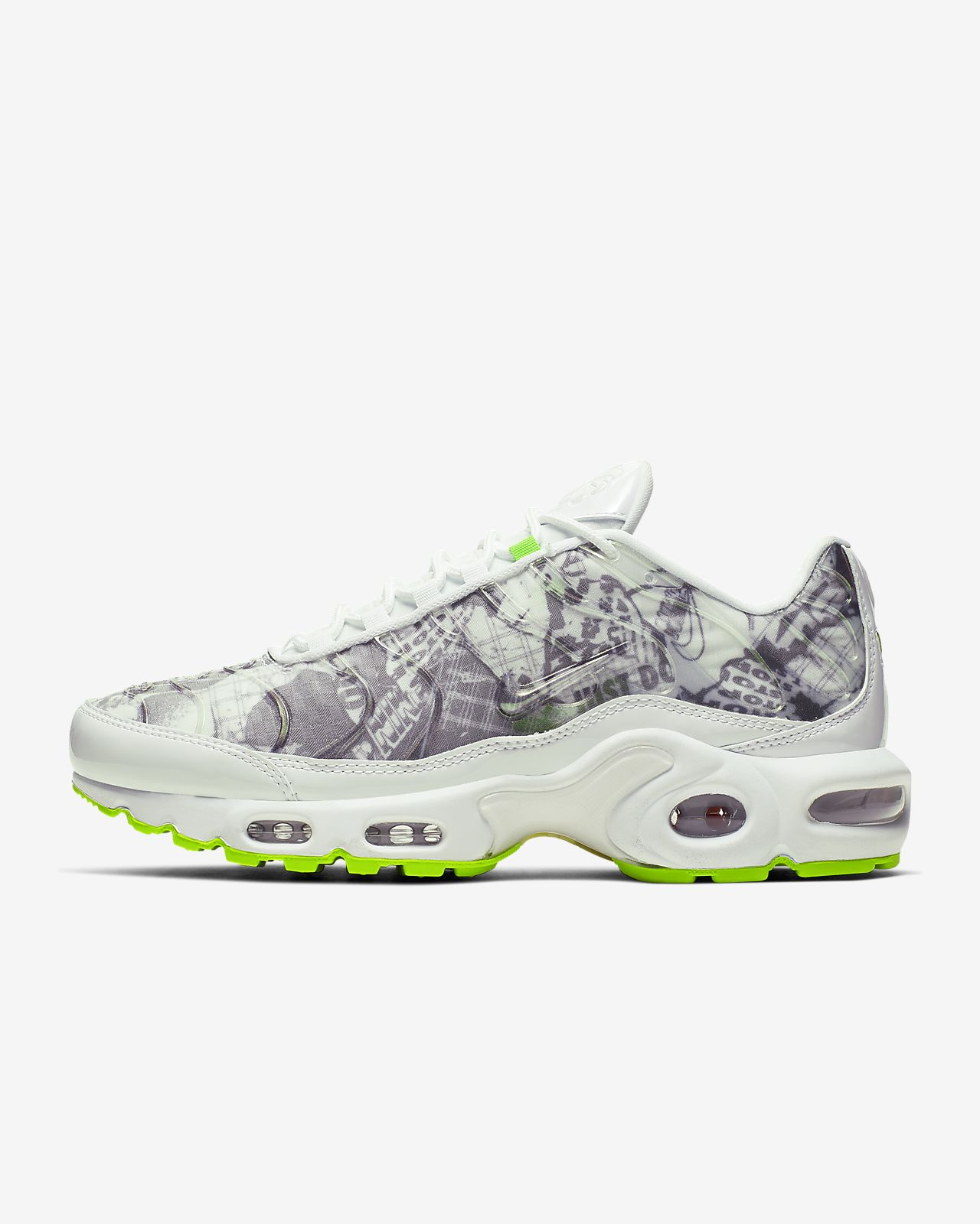 promo code ef463 bb5a9 Nike Air Max Plus LX Women's Shoe