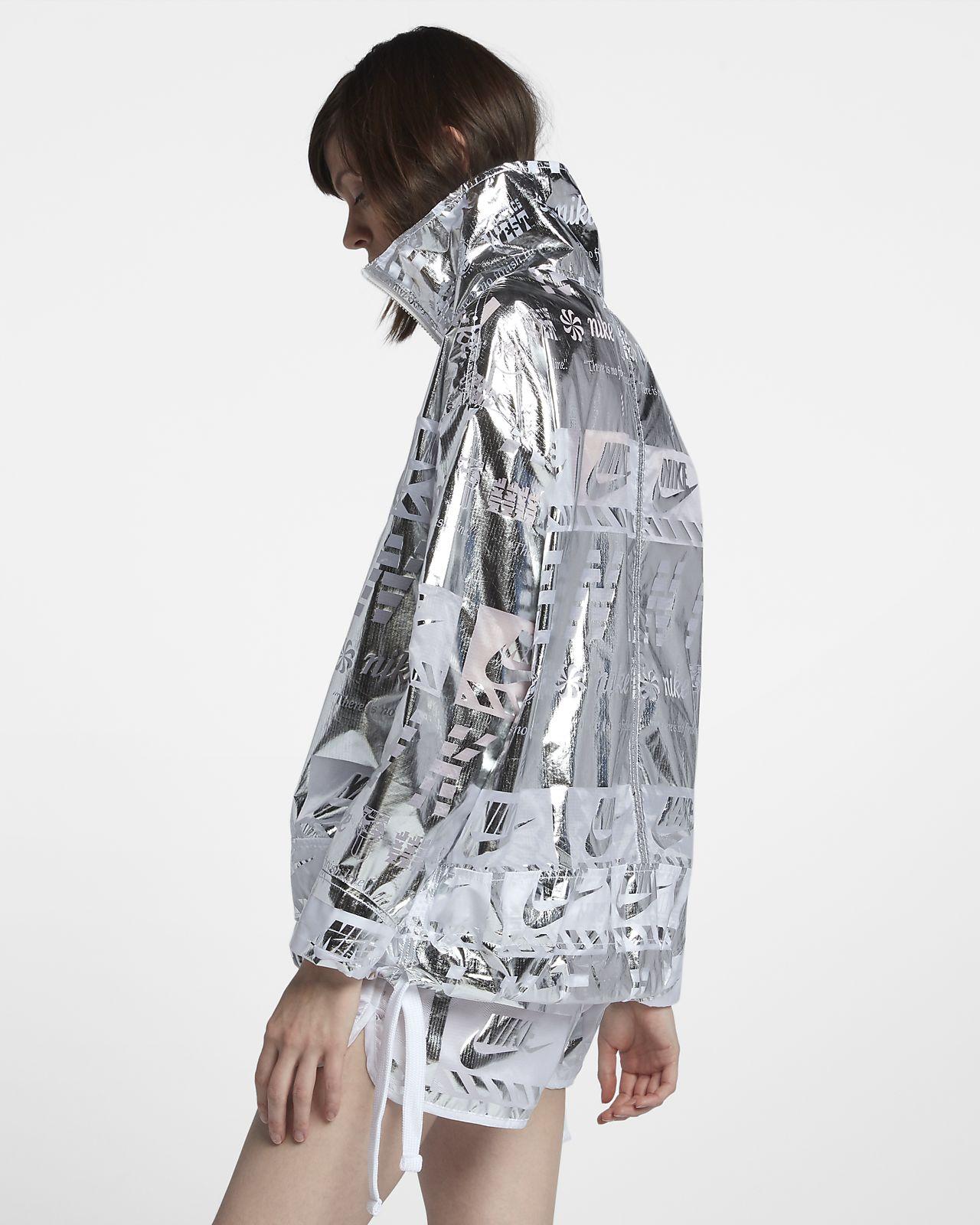 Low Resolution Nike Sportswear Metallic Women's Jacket Nike Sportswear  Metallic Women's Jacket