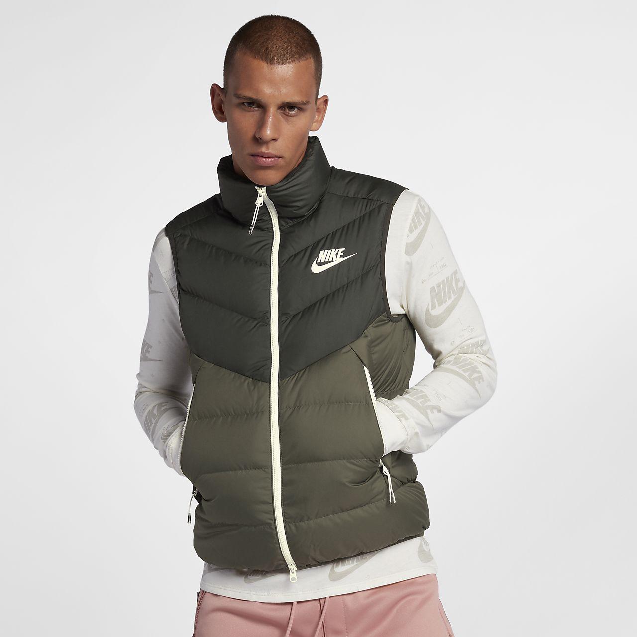6138578a9c7f6 Smanicato in piumino Nike Sportswear Windrunner Down Fill - Uomo ...