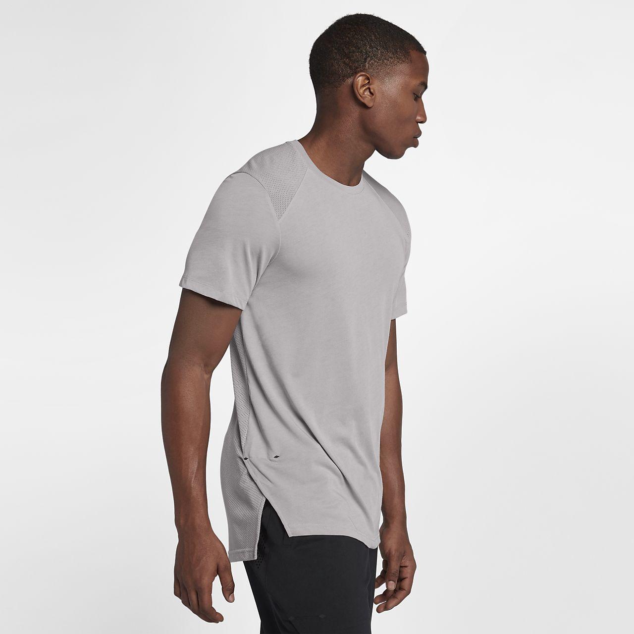 aca85bce6172 Nike Breathe Elite Men s Short-Sleeve Basketball Top. Nike.com IN