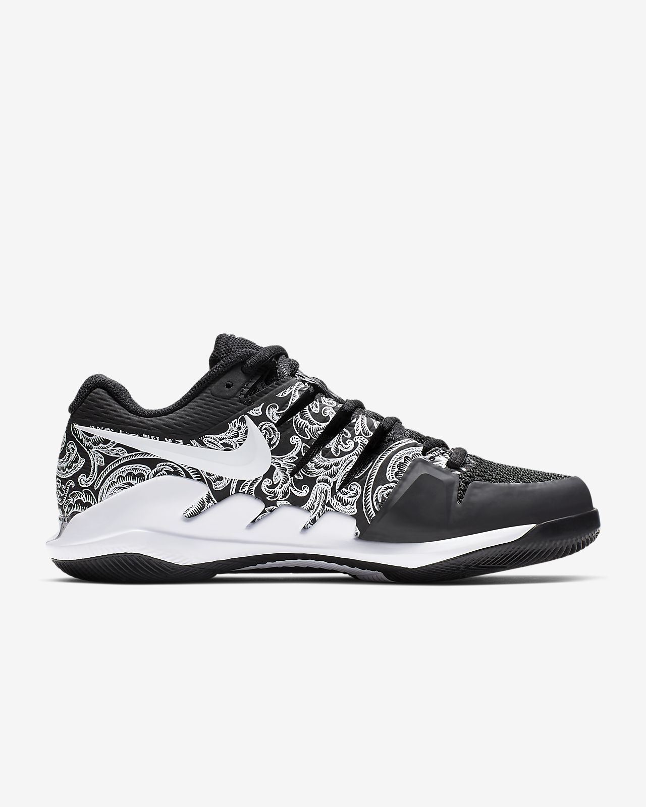 fde221b988225 NikeCourt Air Zoom Vapor X Women s Hard Court Tennis Shoe. Nike.com