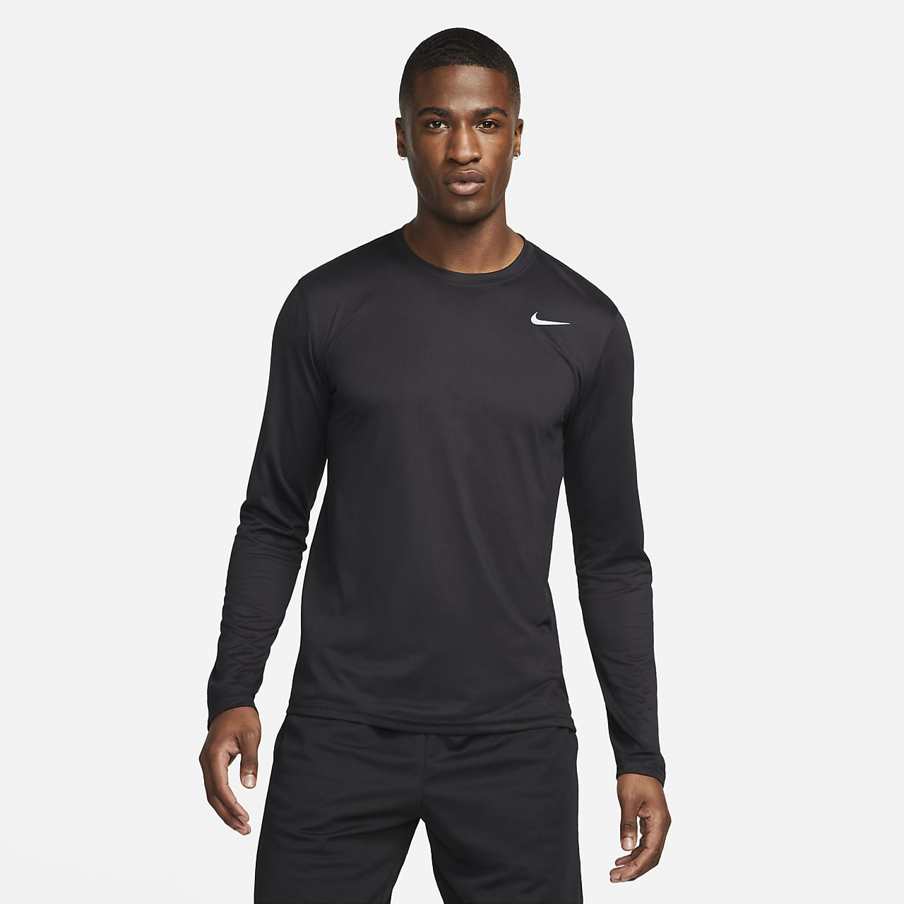 ceb02299ee63 Nike Dri-FIT Legend 2.0 Men s Long-Sleeve Training Top. Nike.com