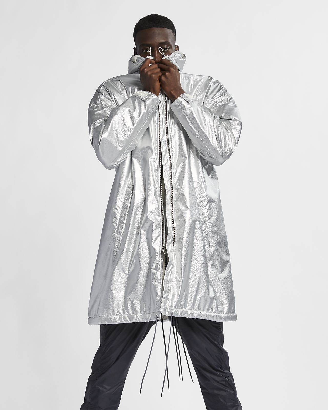 Nike x Fear of God Parka - Hombre