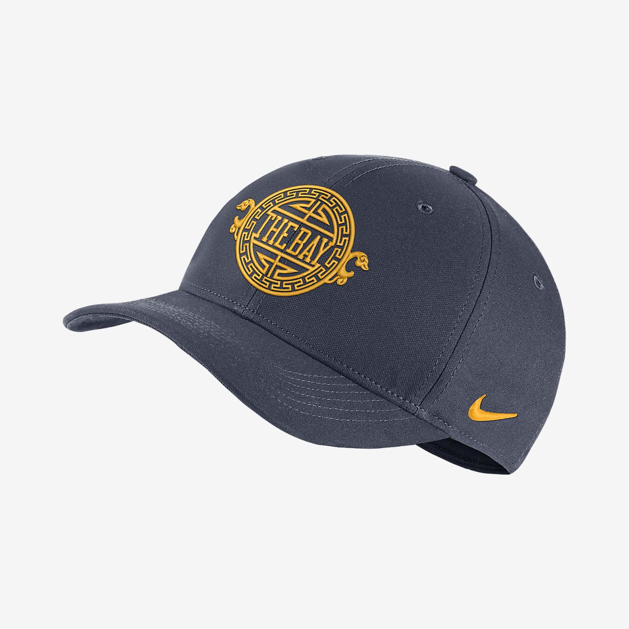 85bc072e94f32 Golden State Warriors City Edition Nike AeroBill Classic99 NBA Hat ...
