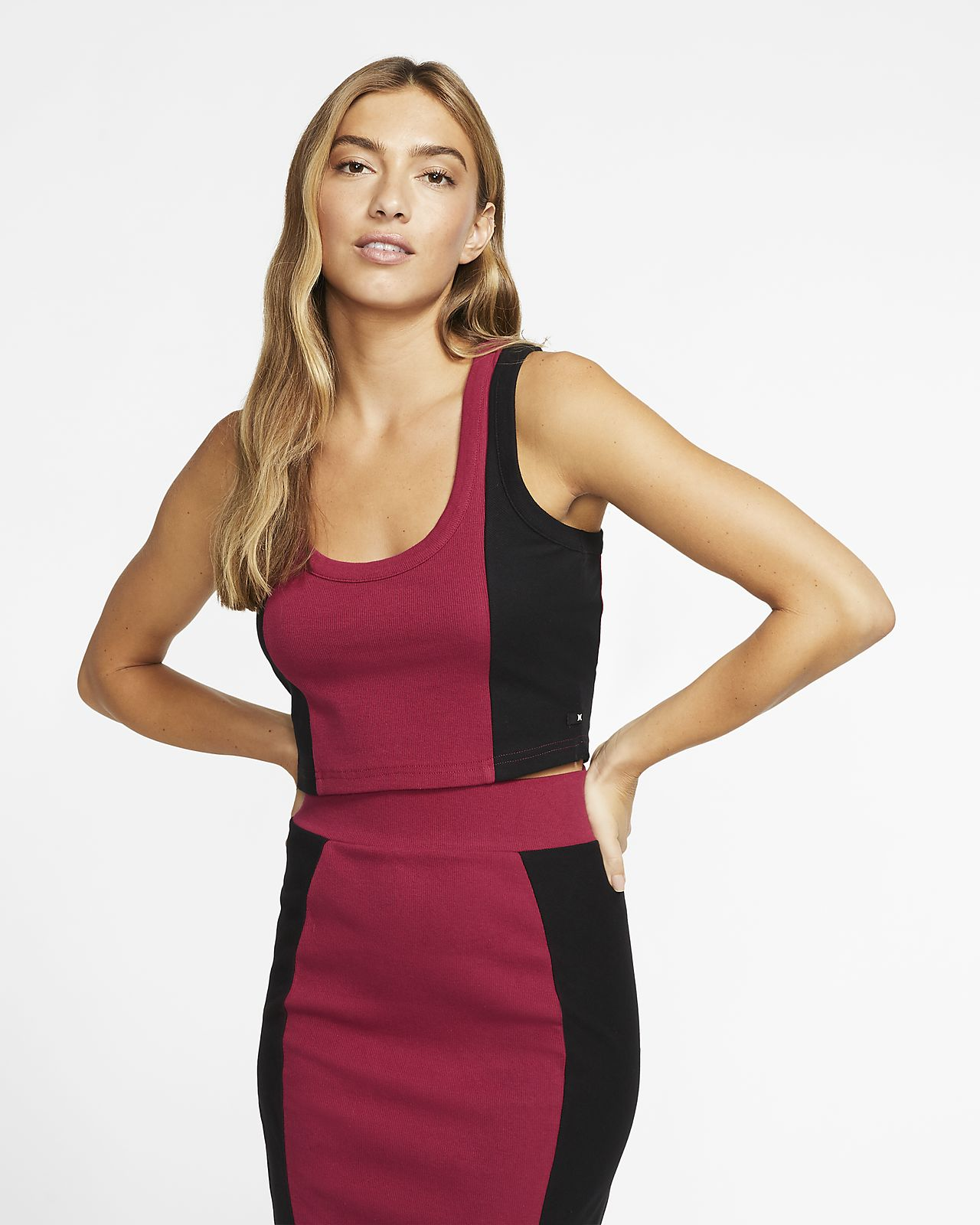 Top Hurley Knit Set - Donna