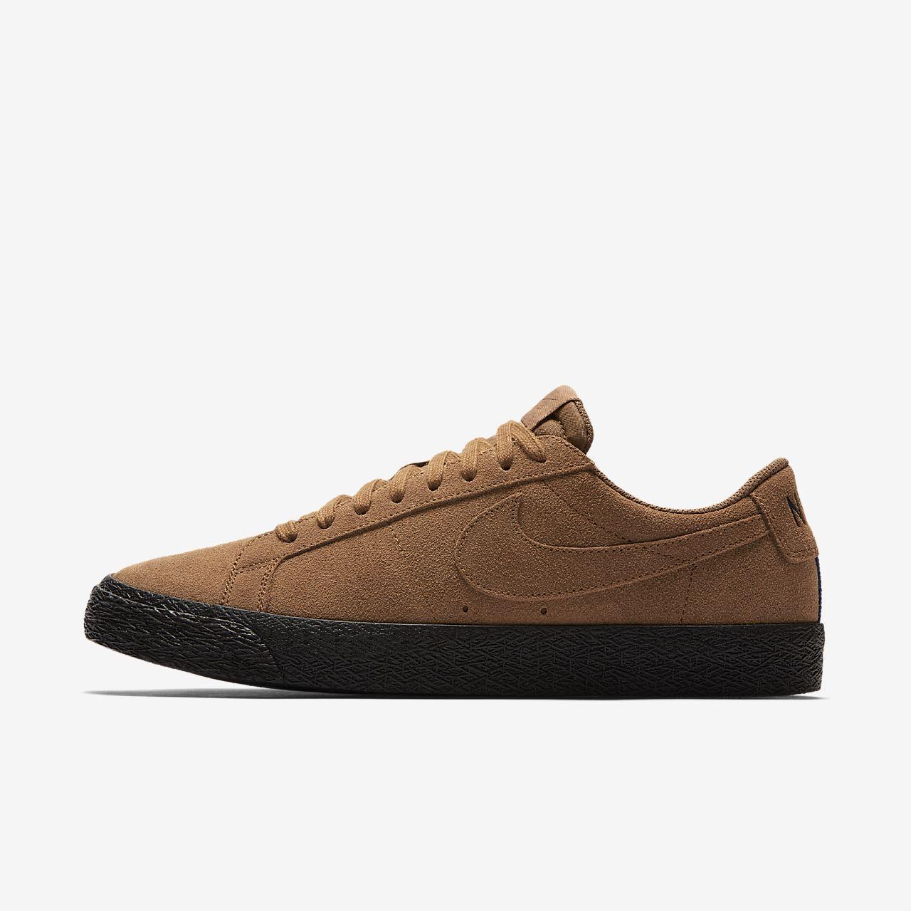 Nike SB Blazer Zoom Low skatesko for herre