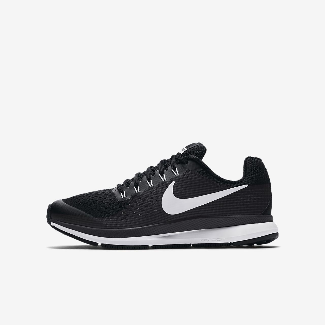 ... Calzado de running para niños talla grande Nike Zoom Pegasus 34