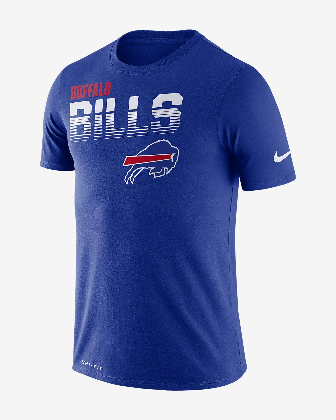 Nike Legend (NFL Bills) Kısa Kollu Erkek Tişörtü