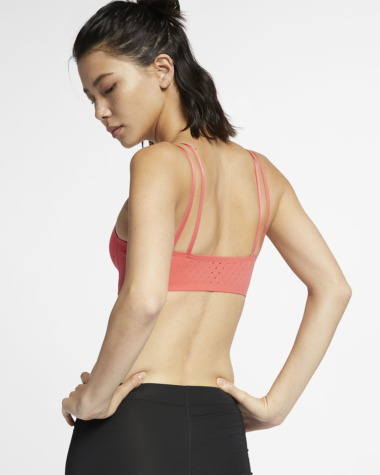 7b22e81ce8208 Nike Indy Breathe Women s Light Support Sports Bra. Nike.com IE