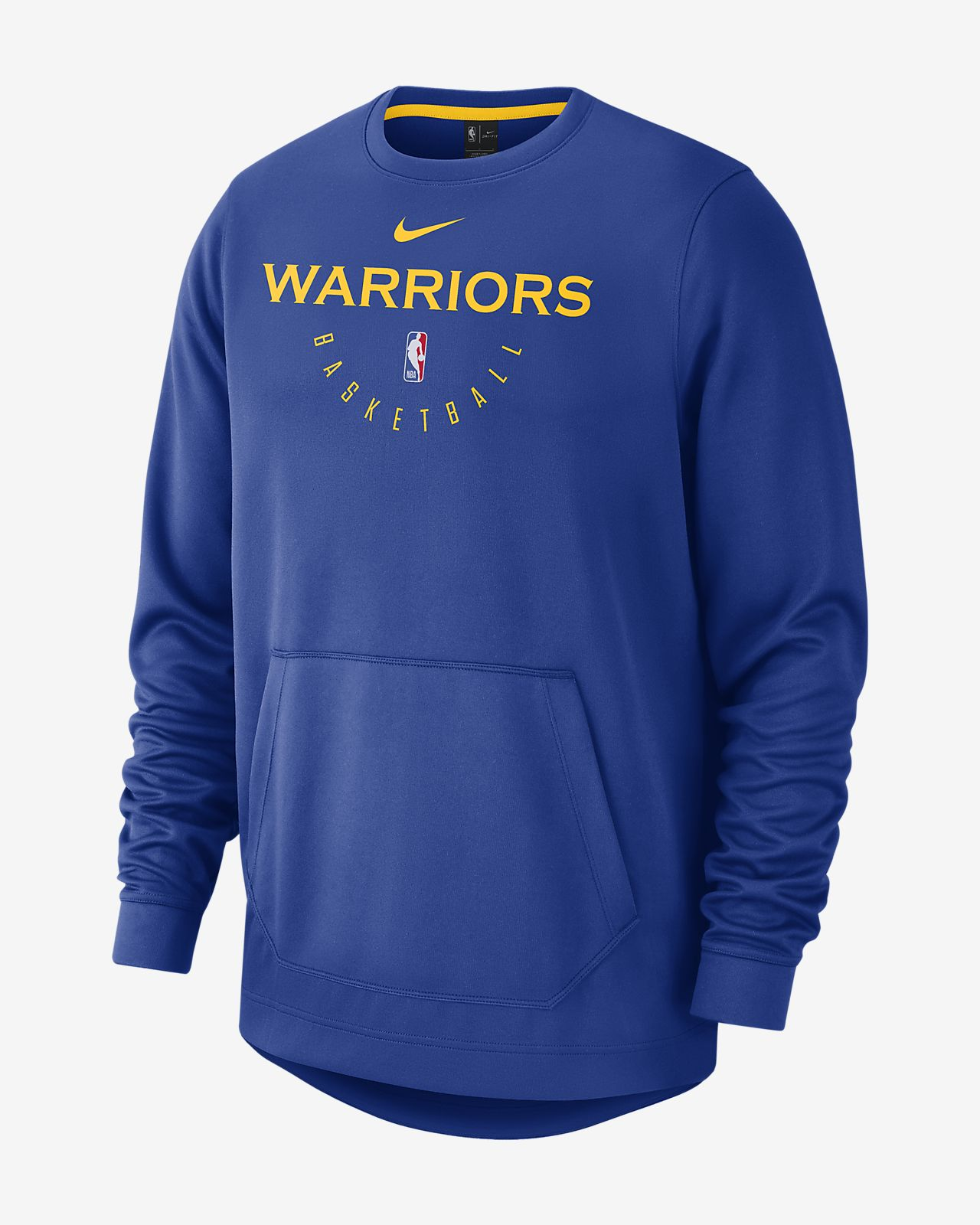 cfc53496e5e9 Golden State Warriors Nike Spotlight Men s NBA Crew. Nike.com GB