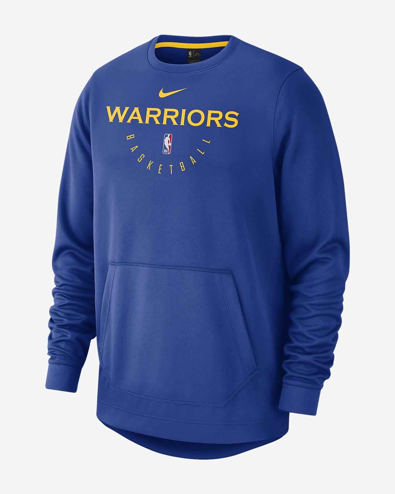 Sudadera de la NBA para hombre Golden State Warriors Nike Spotlight ... 2b6294369cb