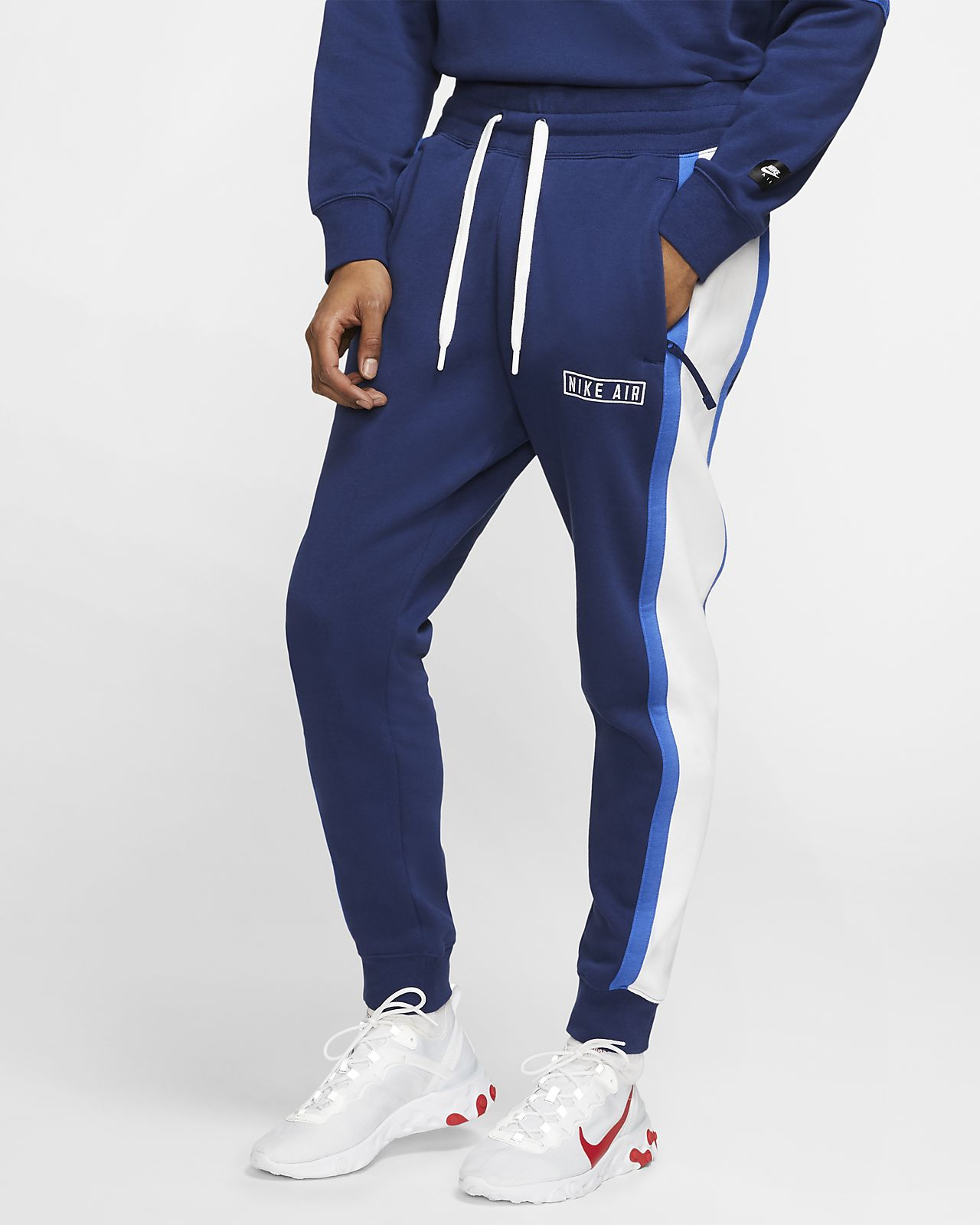 Nike Air Pantalons de teixit Fleece - Home