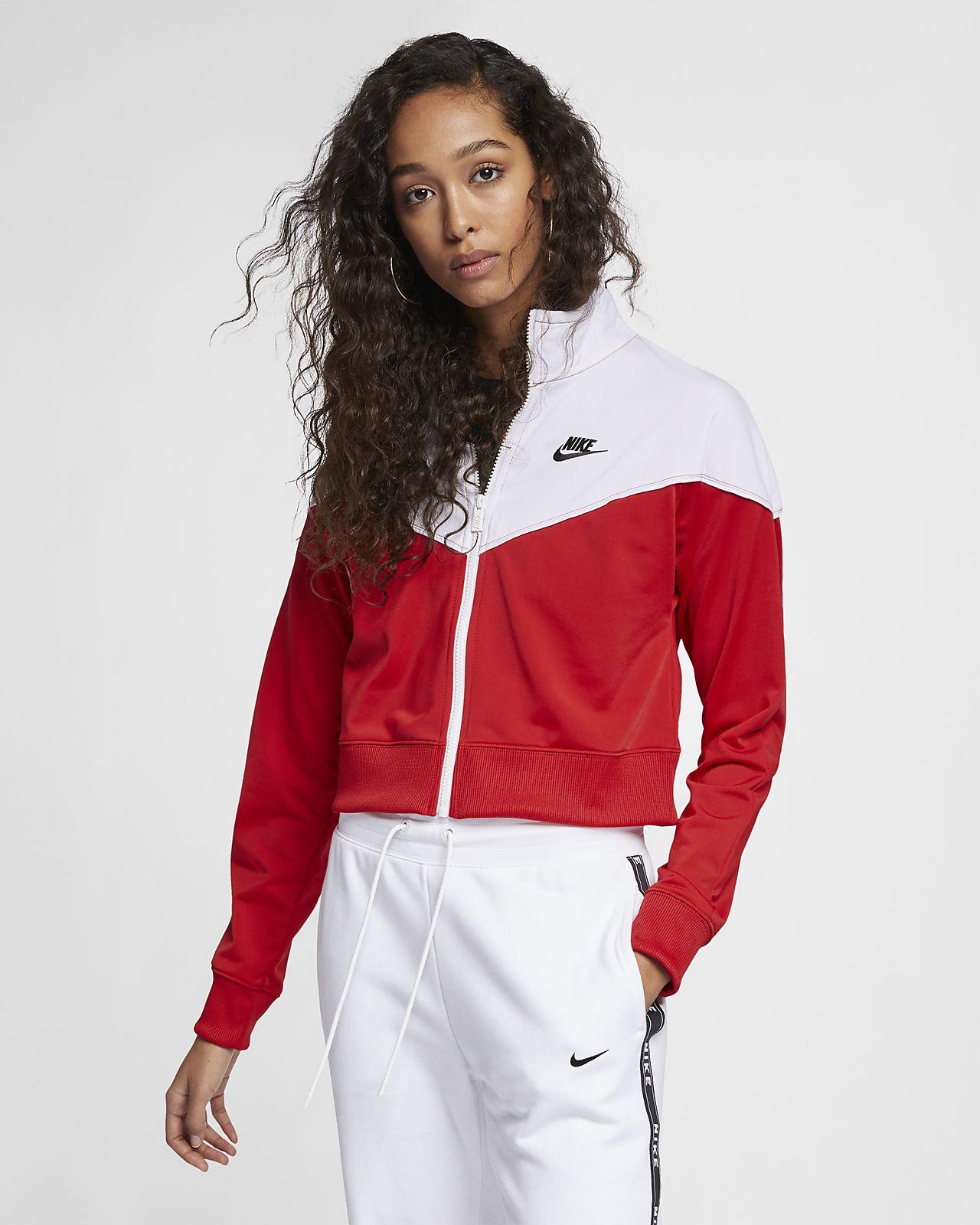 Dámská pletená bunda Nike Sportswear Windrunner. Nike.com CZ 208c3705358