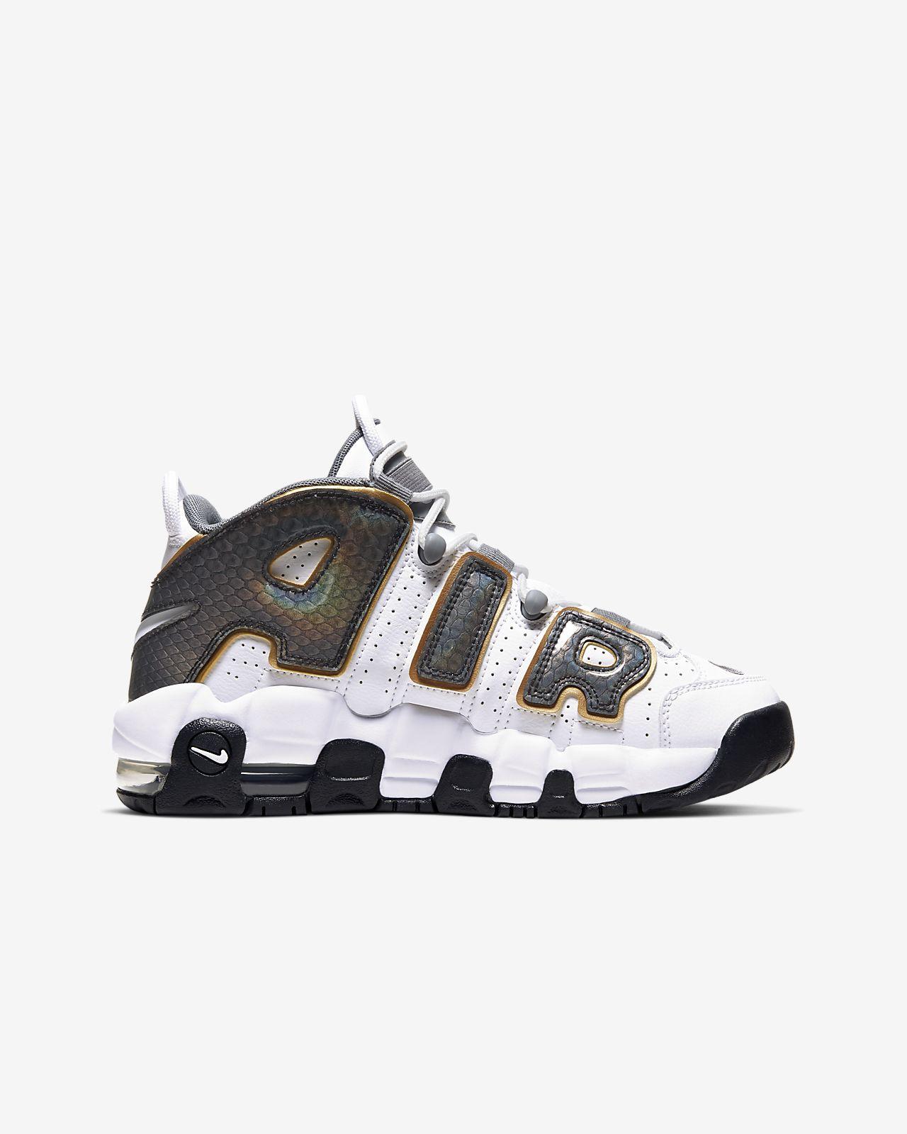 Кроссовки для школьников Nike Air More Uptempo SE