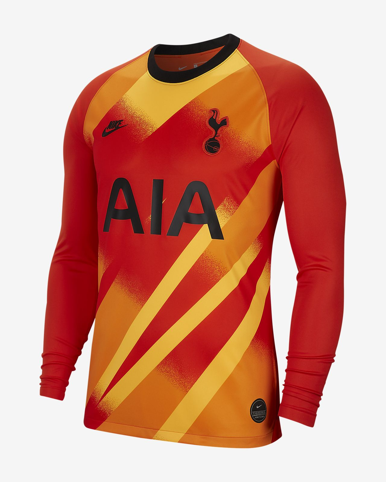 Tottenham Hotspur 2019/20 Stadium Goalkeeper Samarreta de futbol - Home