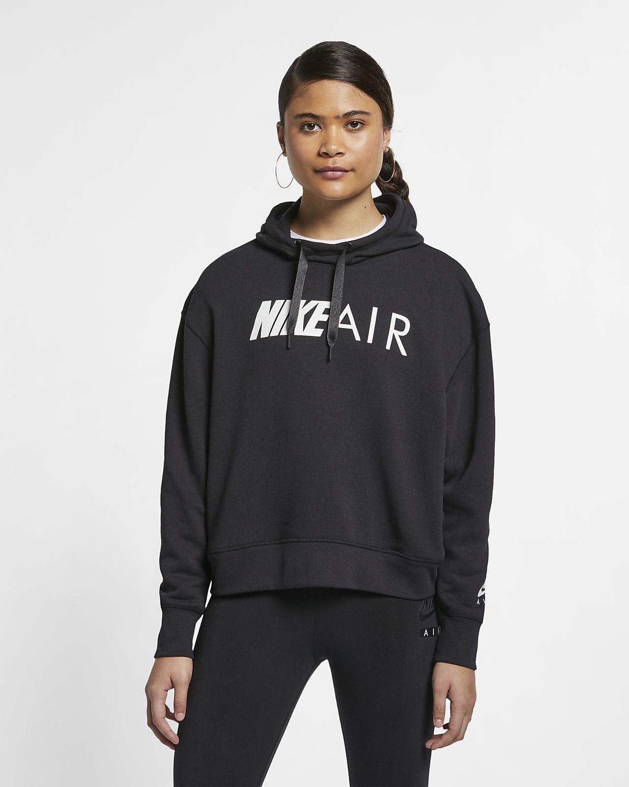 32dfde6ee Nike Air Women's Pullover Hoodie