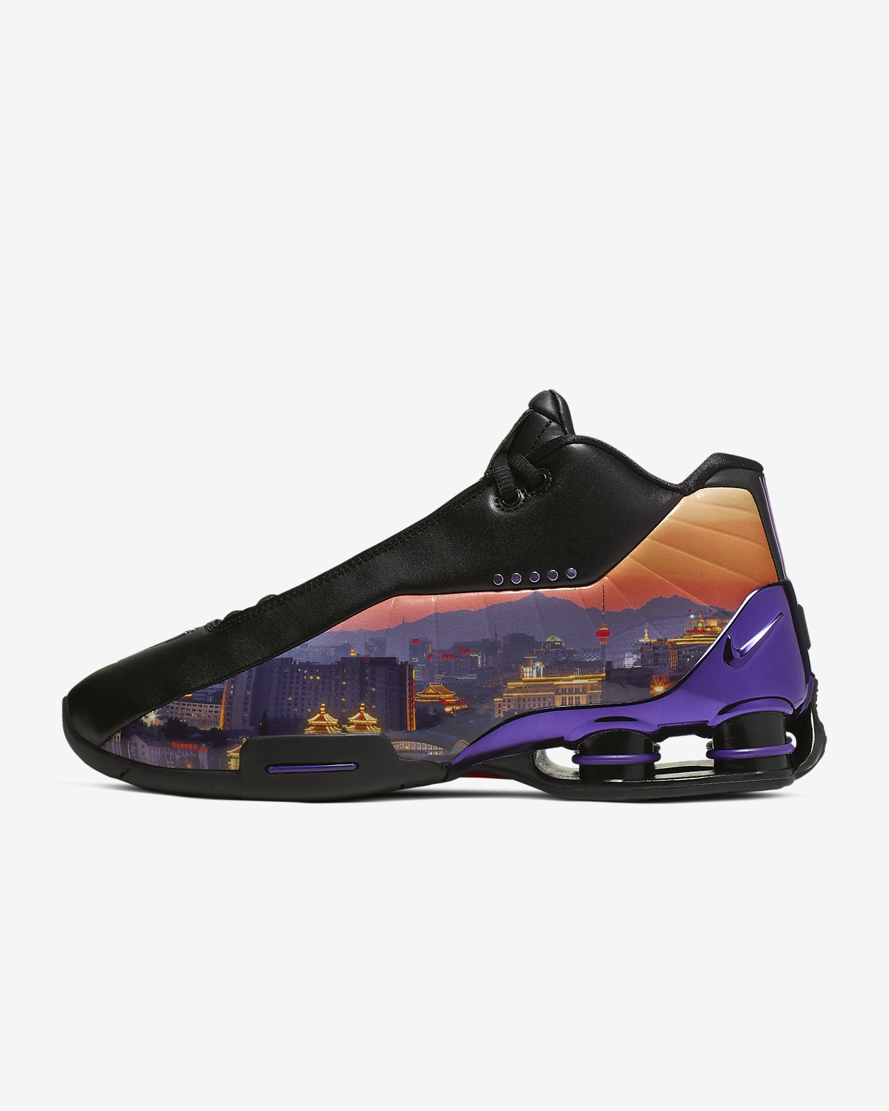 Nike Shox BB4 男子运动鞋