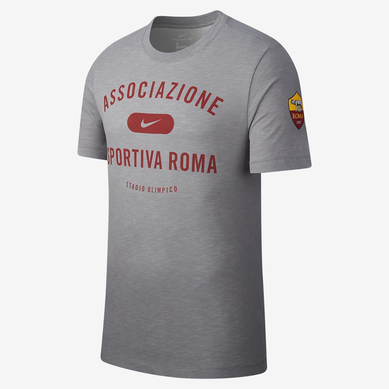 Fotbolls-t-shirt Nike Dri-FIT A.S. Roma för män