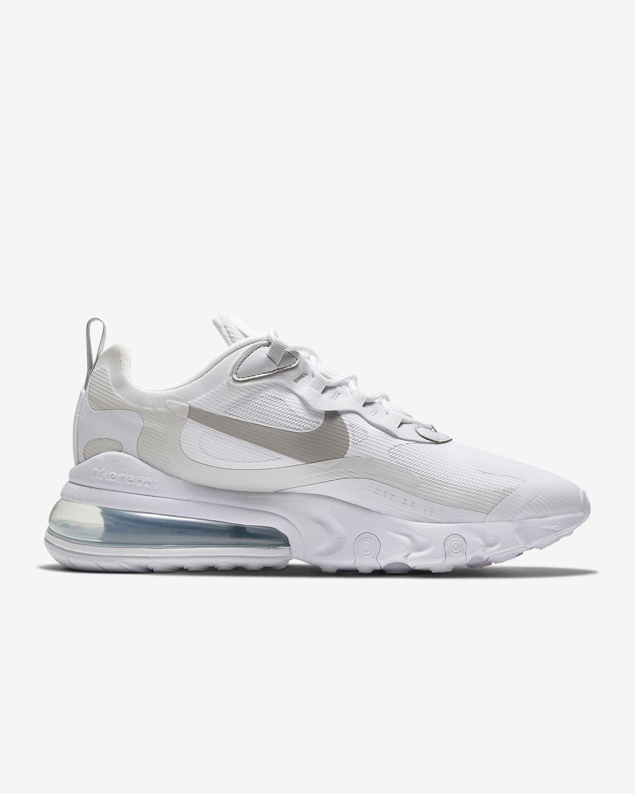 Nike Air Max 270 SE white platinum white grey, 43