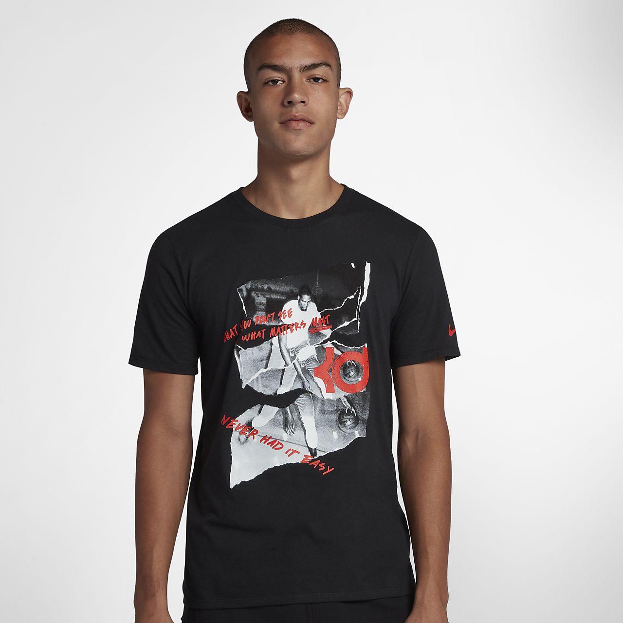 Tee-shirt de basketball Nike Dri-FIT KD pour Homme