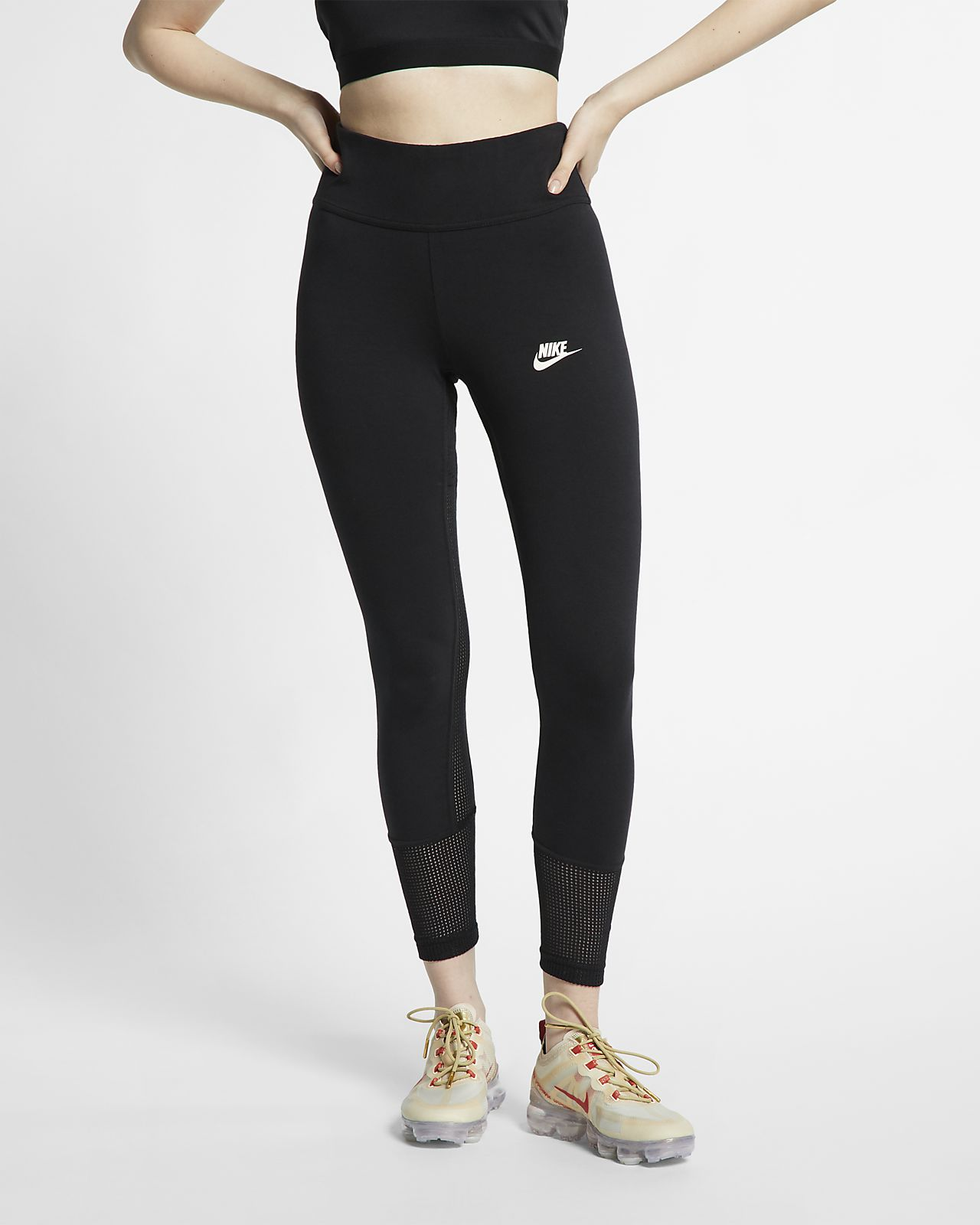 df75e89db550ae Low Resolution Nike Sportswear Women's Mesh Leggings Nike Sportswear Women's  Mesh Leggings