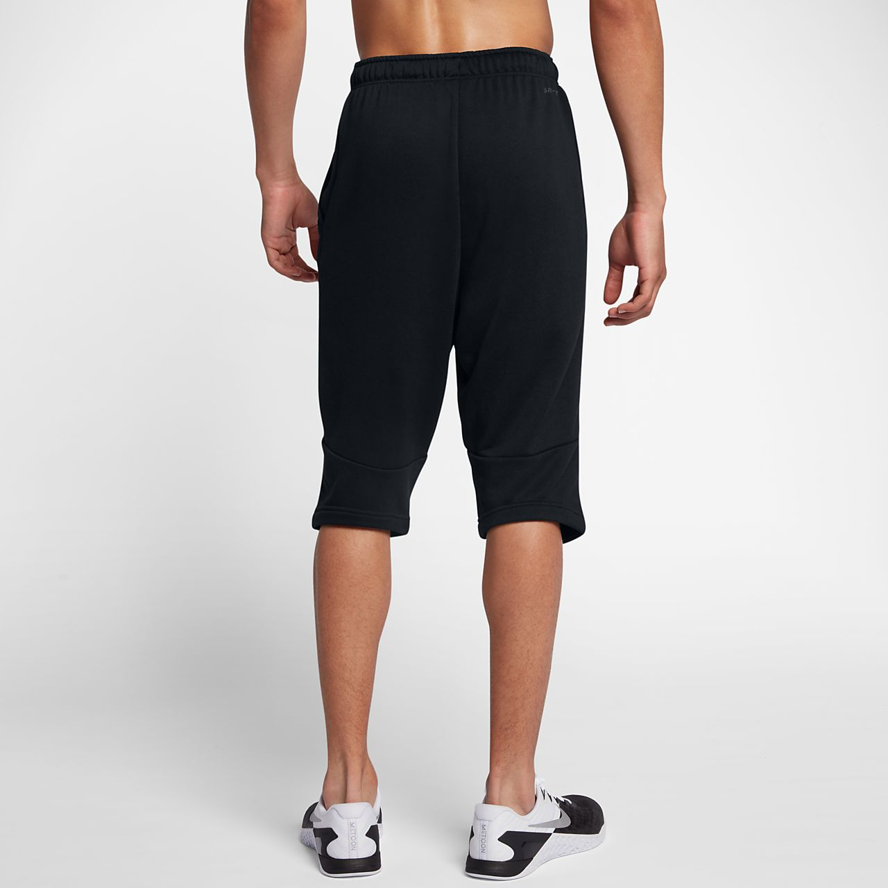 nike mens dri-fit fleece shorts