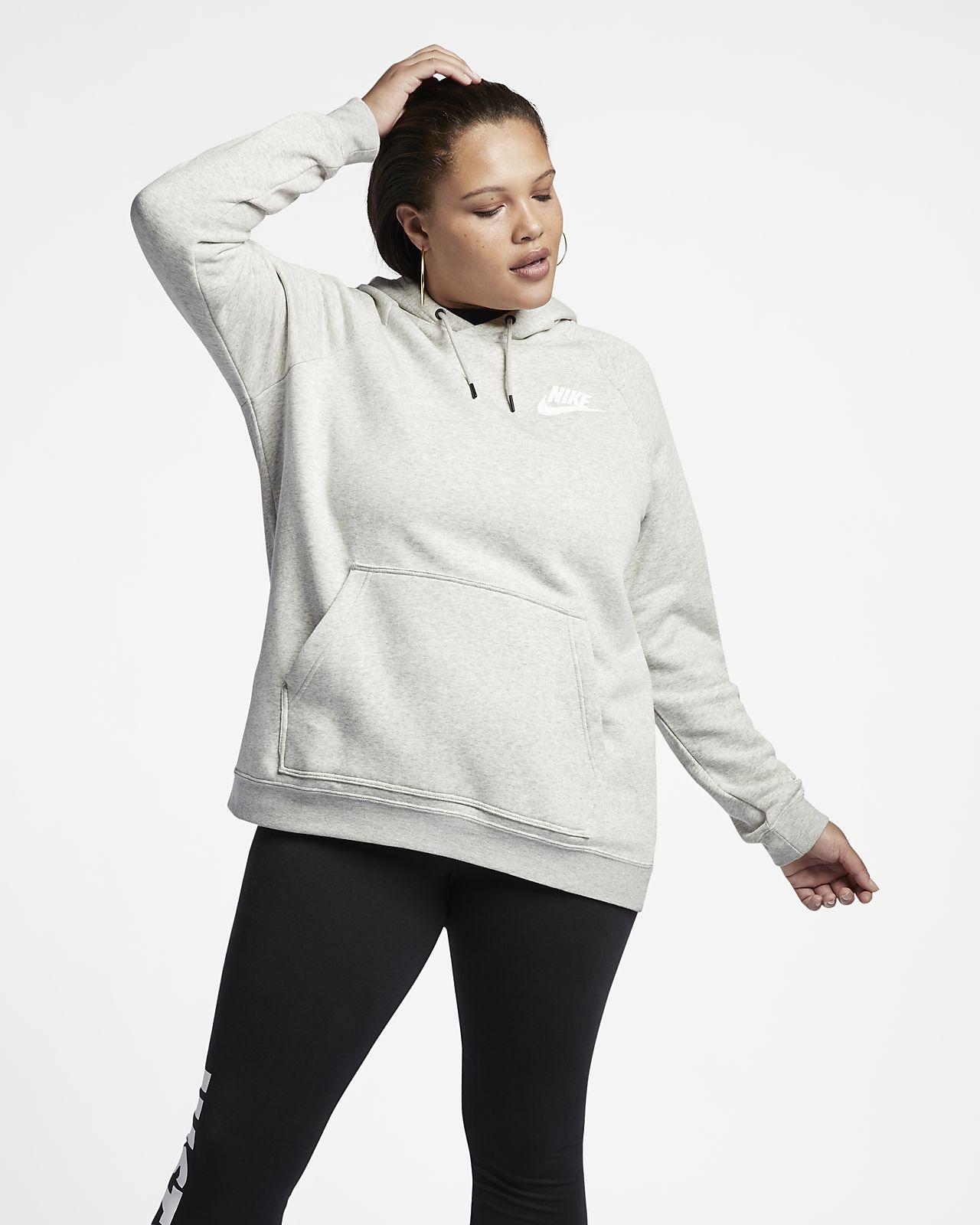 549a087f725 Nike Sportswear Rally Women s Hoodie (Plus Size). Nike.com