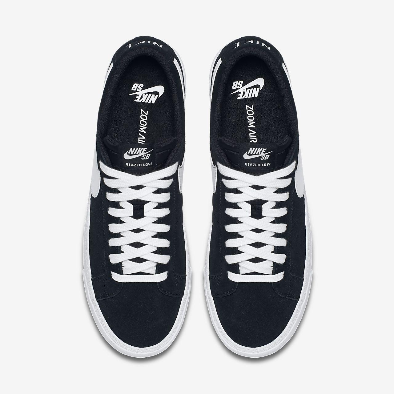 Sapatilhas de skateboard Nike SB Blazer Zoom Low para homem. Nike.com PT 41a365348fe