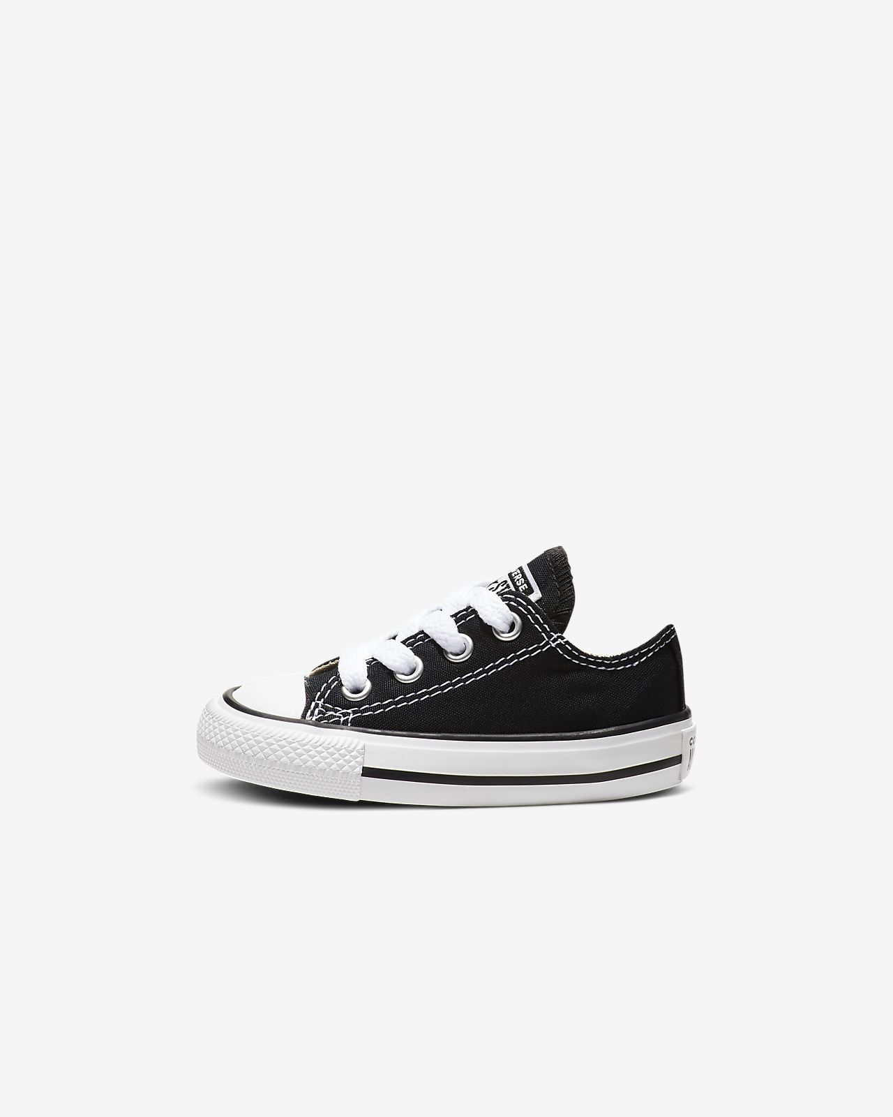 69c49d81c845 ... Converse Chuck Taylor All Star Low Top Infant Toddler Shoe. Black