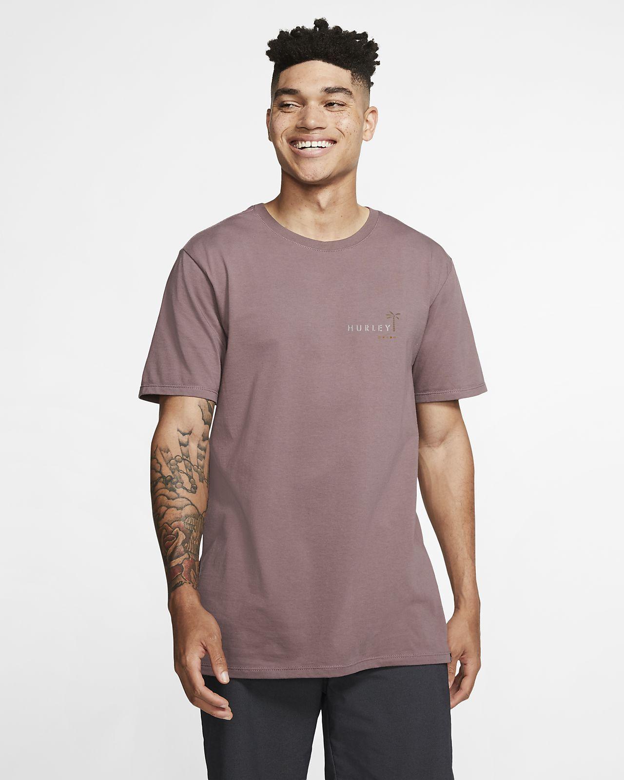 T-shirt Hurley Premium Tropical Mindstate para homem