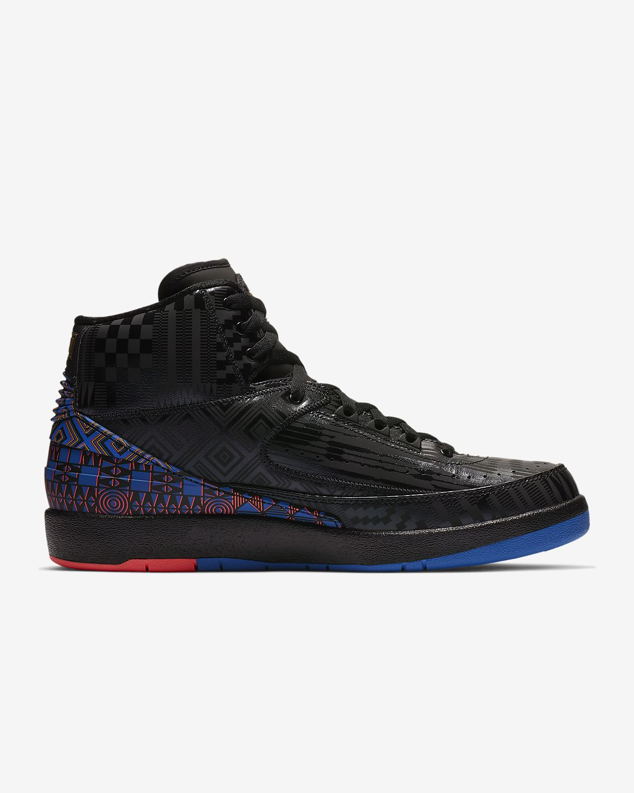 pretty nice c4e77 98263 ... Air Jordan 2 Retro BHM Men s Shoe