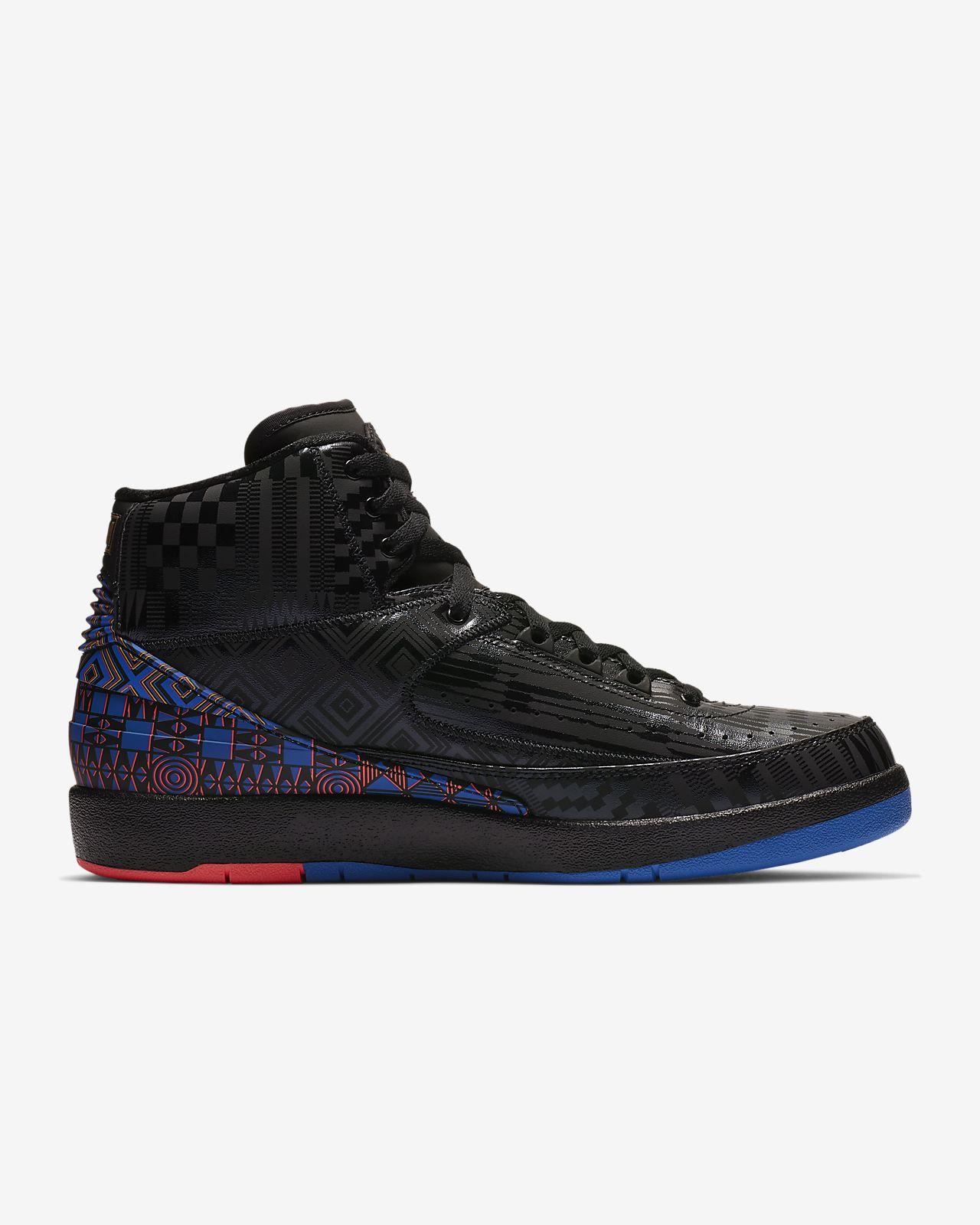 size 40 a006e e755f Low Resolution Air Jordan 2 Retro BHM Men s Shoe Air Jordan 2 Retro BHM  Men s Shoe