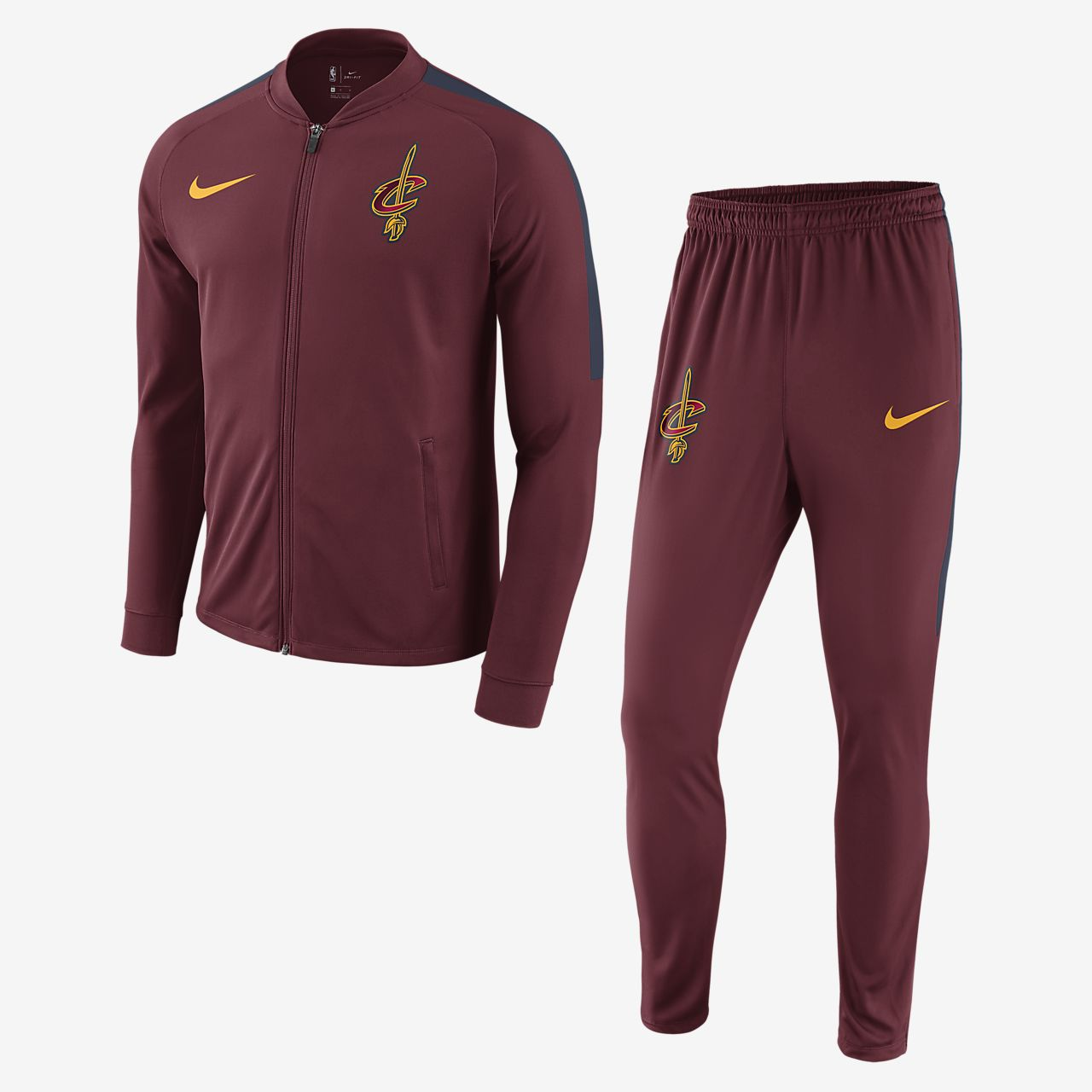 Cleveland Cavaliers Nike Dry Men's NBA Track Suit