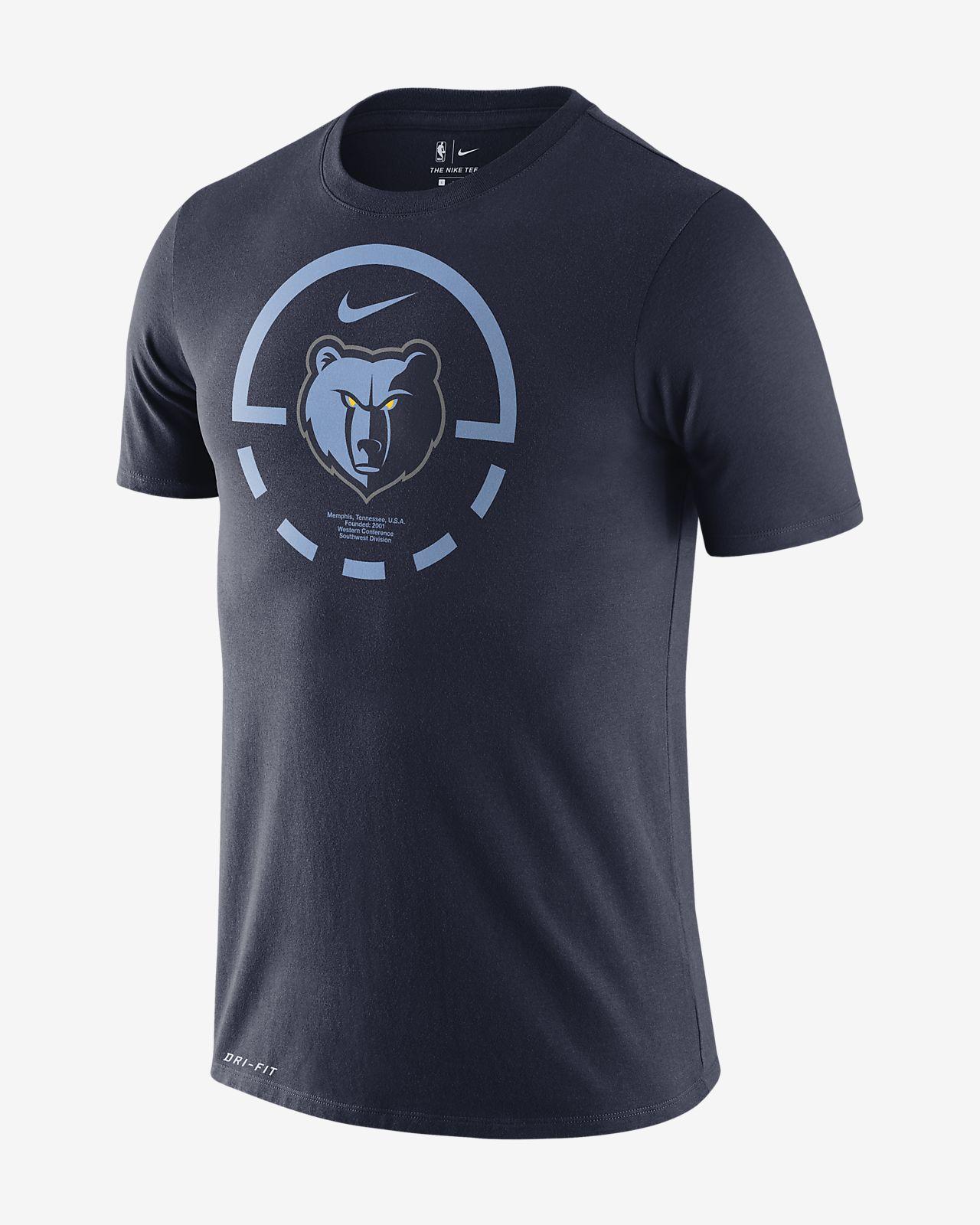 Memphis Grizzlies Nike Dri-FIT Men's NBA T-Shirt