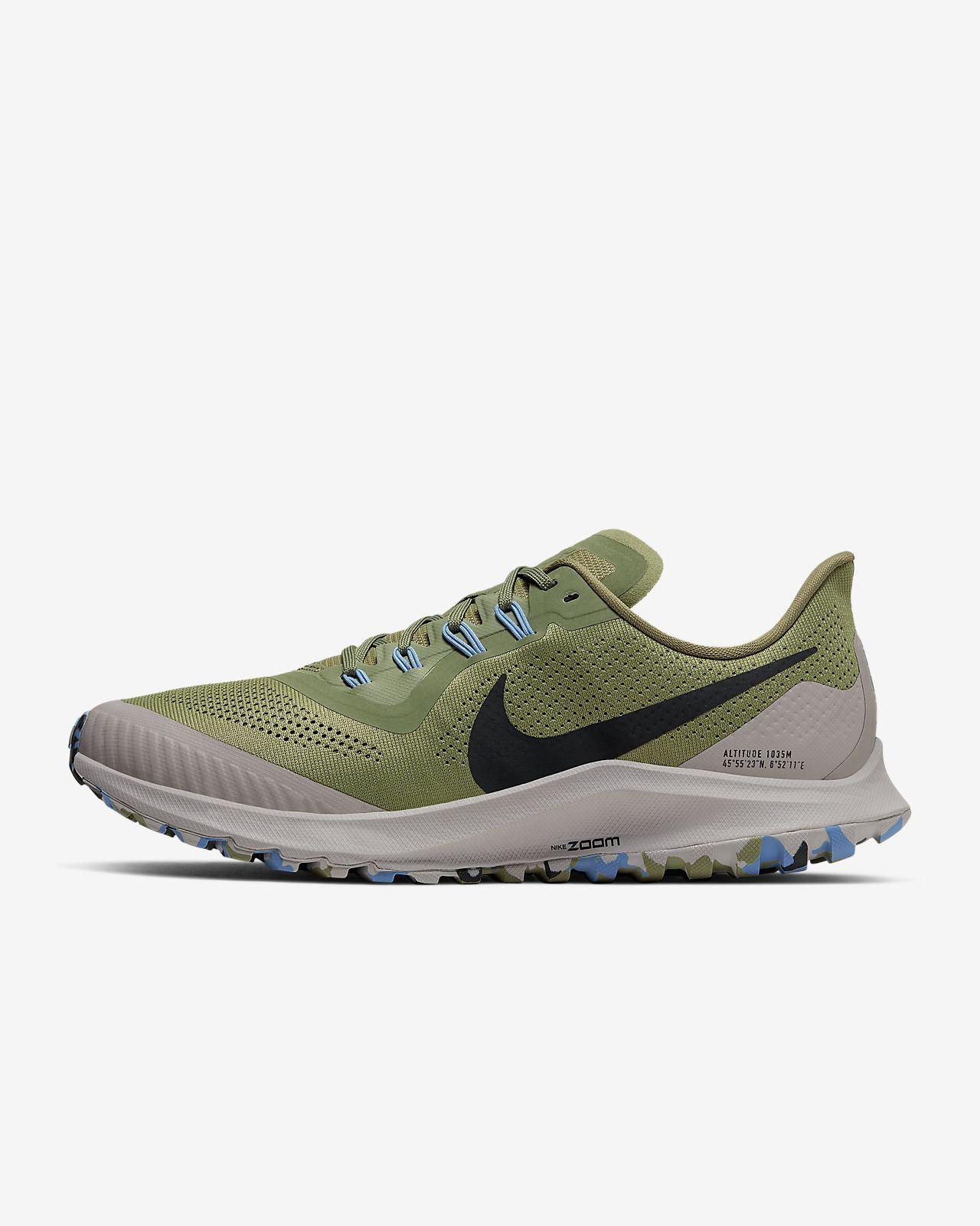 Nike Pegasus Trail Arazi Tipi Erkek Koşu Ayakkabısı