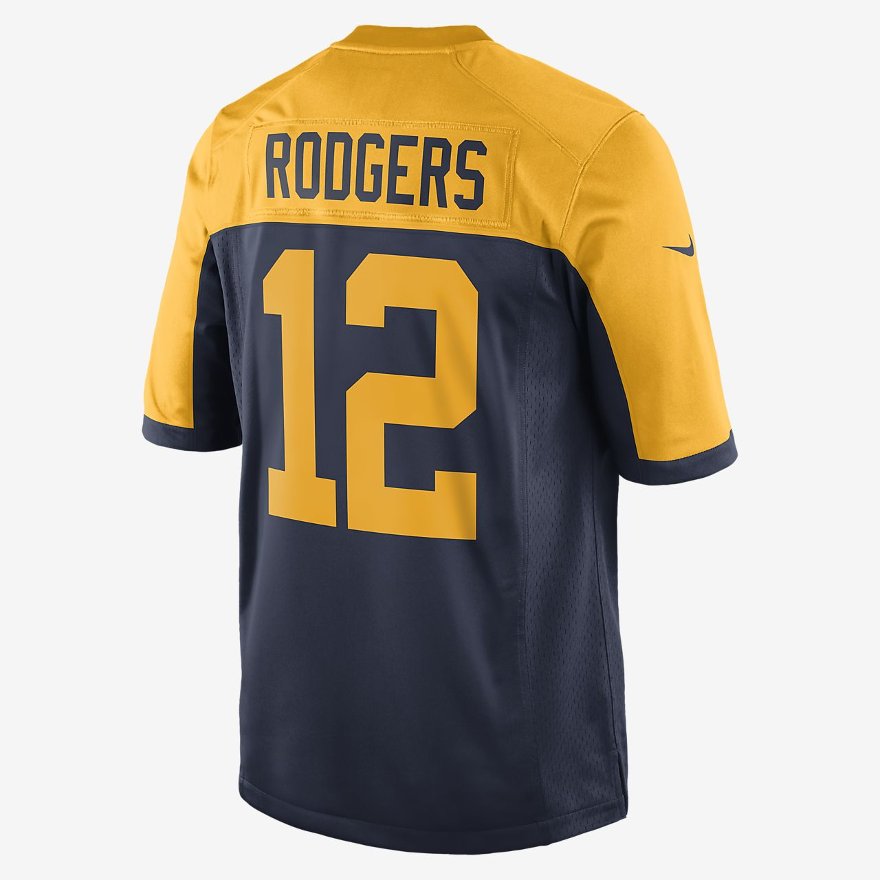 Men s American Football Jersey. NFL Green Bay Packers Game Jersey (Aaron  Rodgers) 1fd756215