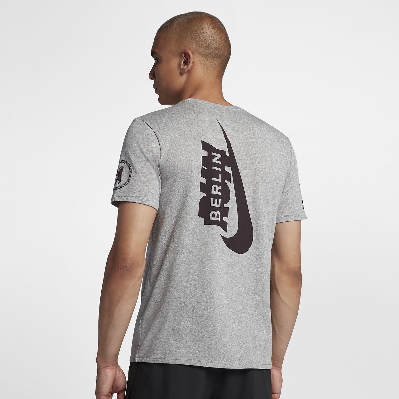 dd2d6fdc58 Nike Dri-FIT (Berlin 2018) férfi futópóló. Nike.com HU