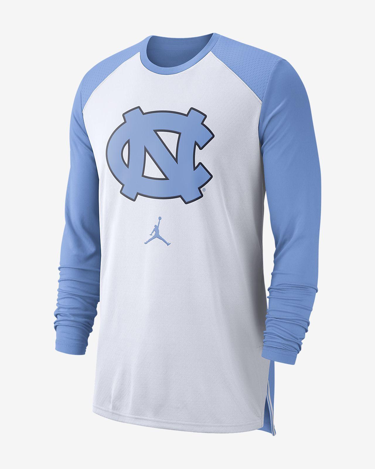 Jordan College Breathe (North Carolina) Men's Long-Sleeve Top