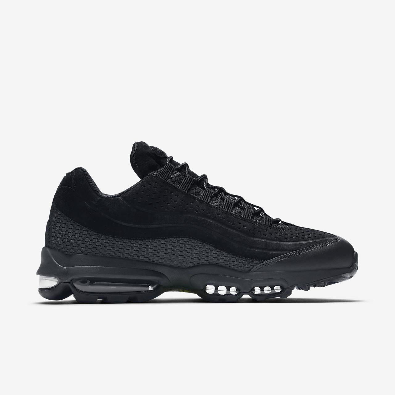 Nike Air Max 95 Ultra - Men's - Black