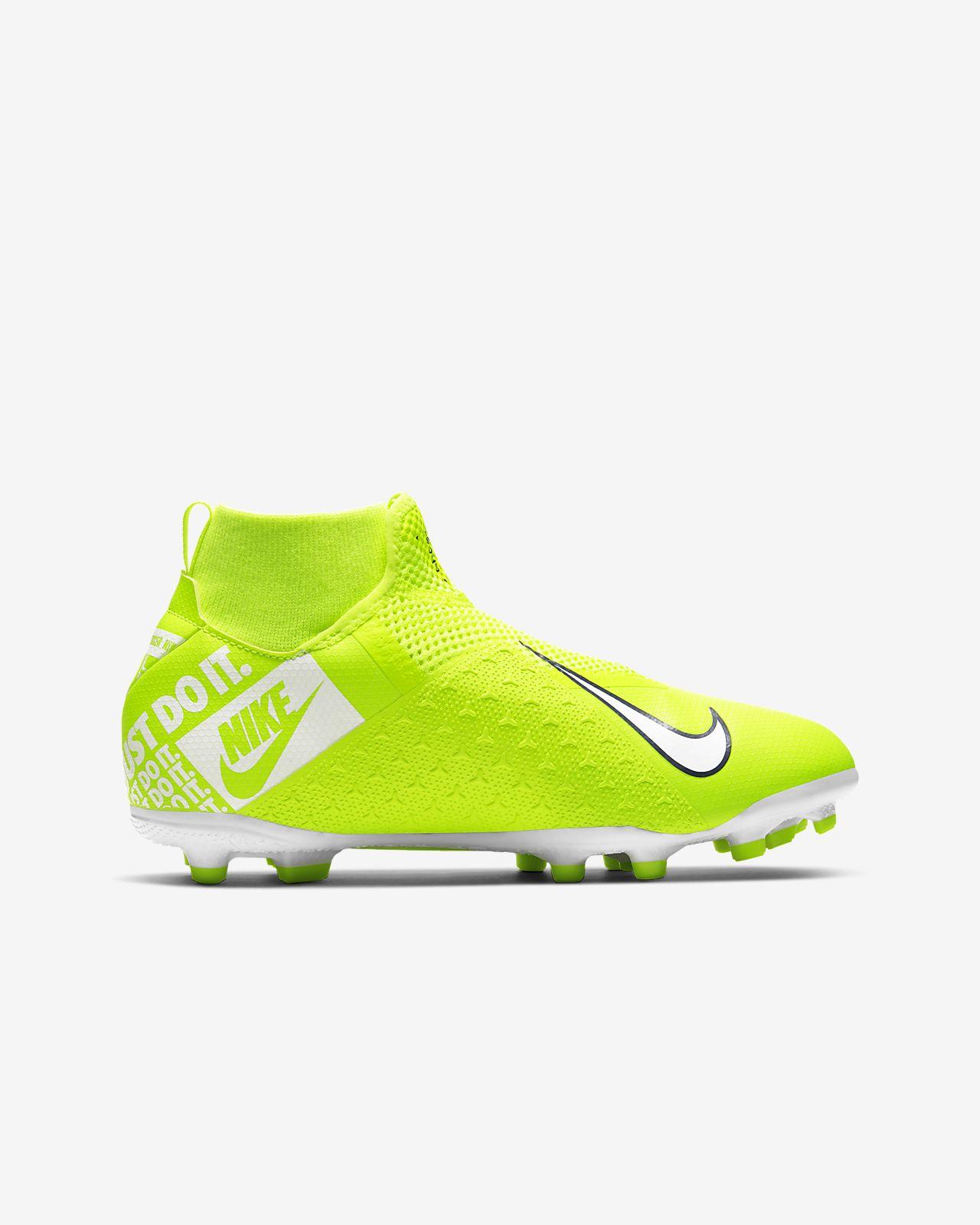 741b94613e Nike Jr. Phantom Vision Academy Dynamic Fit MG Little/Big Kids'  Multi-Ground Soccer Cleat