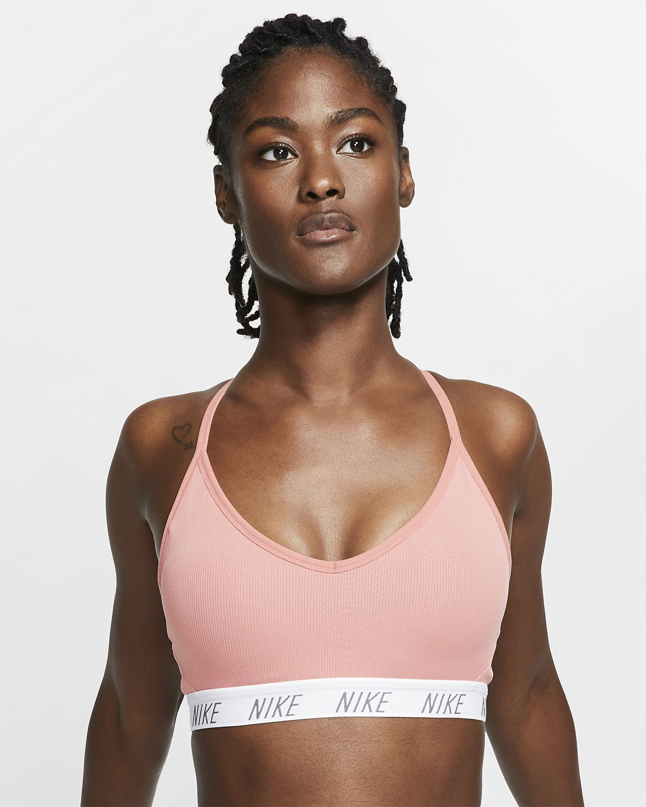 Nike Indy Women's Light Support Yoga Sports Bra
