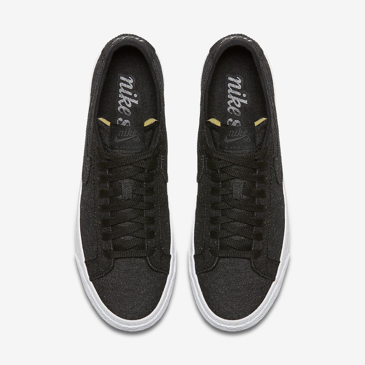 reputable site a99c2 36131 ... Nike SB Zoom Blazer Low Canvas Deconstructed Zapatillas de skateboard -  Hombre