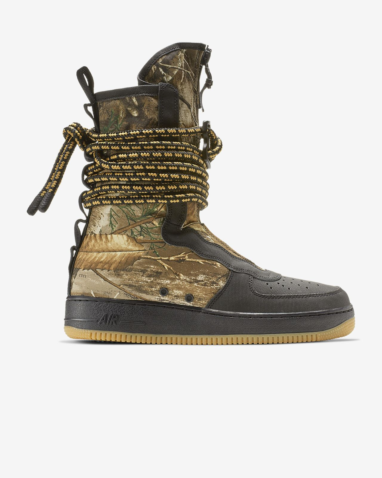 new styles d7e8f b084c Nike SF Air Force 1 Realtree® High Men's Boot